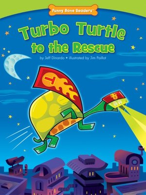 cover image of Turbo Turtle to the Rescue