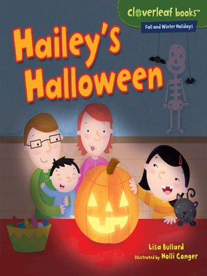 cover image of Hailey's Halloween