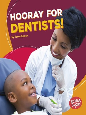 cover image of Hooray for Dentists!