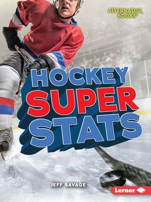 cover image of Hockey Super Stats