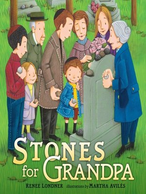 cover image of Stones for Grandpa