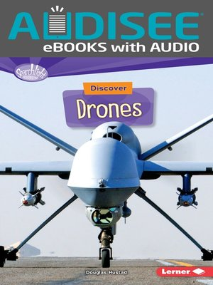 cover image of Discover Drones