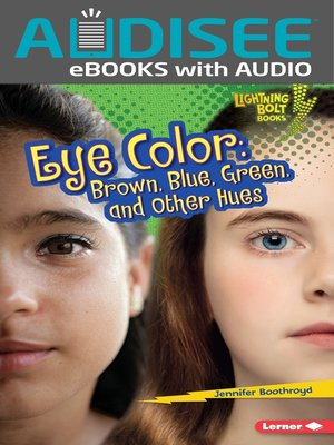 cover image of Eye Color