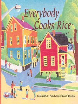 cover image of Everybody Cooks Rice