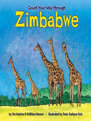 cover image of Count Your Way through Zimbabwe