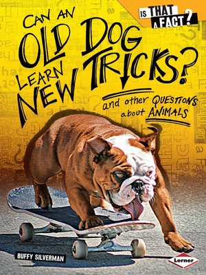 cover image of Can an Old Dog Learn New Tricks?