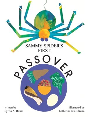 cover image of Sammy Spider's First Passover