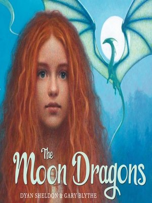 cover image of The Moon Dragons