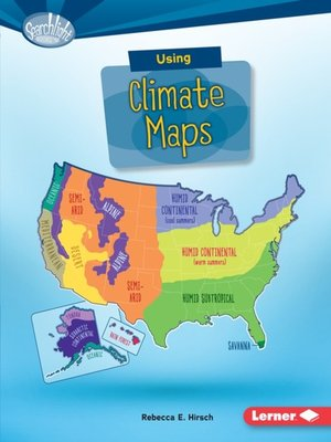 cover image of Using Climate Maps