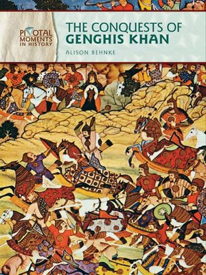 cover image of The Conquests of Genghis Khan