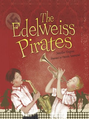 cover image of The Edelweiss Pirates