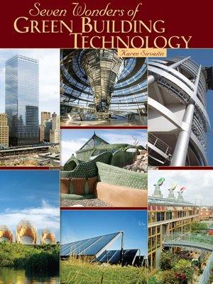 cover image of Seven Wonders of Green Building Technology