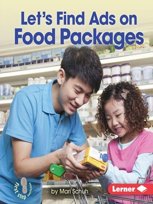cover image of Let's Find Ads on Food Packages