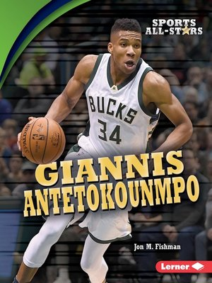 cover image of Giannis Antetokounmpo