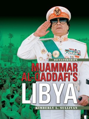 cover image of Muammar al-Qaddafi's Libya