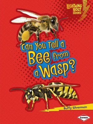 cover image of Can You Tell a Bee from a Wasp?