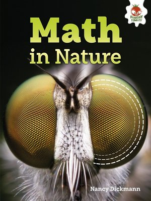 cover image of Math in Nature