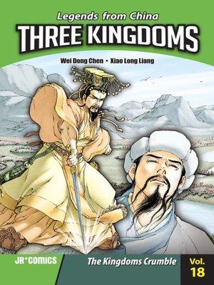 cover image of Three Kingdoms, Volume 18