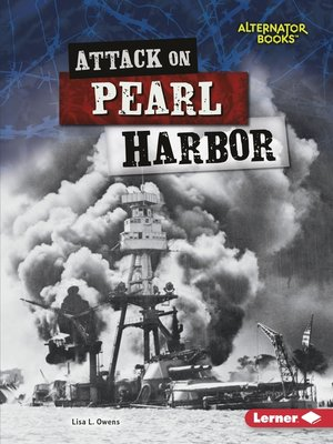cover image of Attack on Pearl Harbor