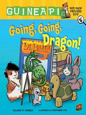 cover image of Going, Going, Dragon!