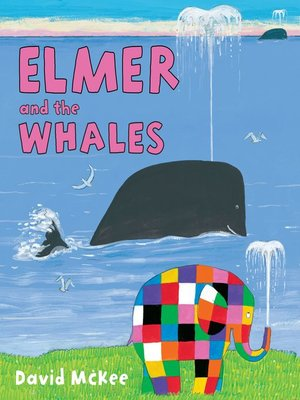cover image of Elmer and the Whales