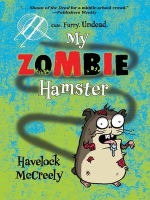 cover image of My Zombie Hamster