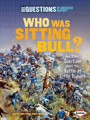 cover image of Who Was Sitting Bull?