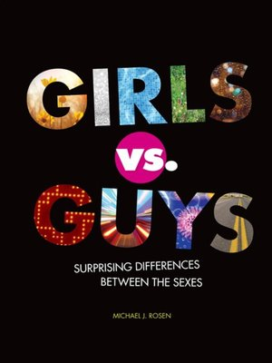 cover image of Girls vs. Guys