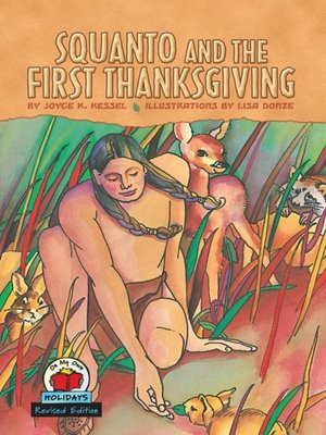 cover image of Squanto and the First Thanksgiving
