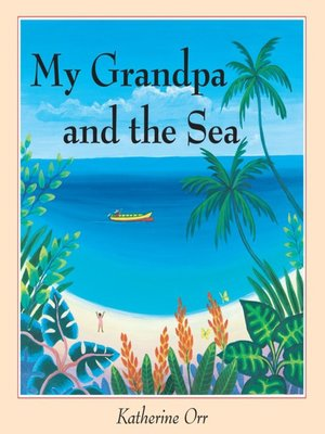 cover image of My Grandpa and the Sea