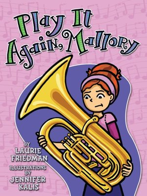 cover image of Play It Again, Mallory