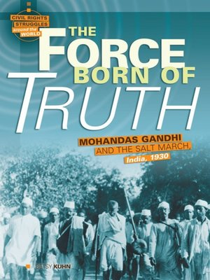 cover image of The Force Born of Truth