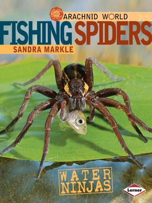 cover image of Fishing Spiders