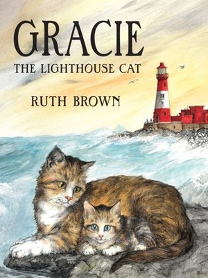 cover image of Gracie the Lighthouse Cat