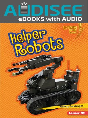 cover image of Helper Robots