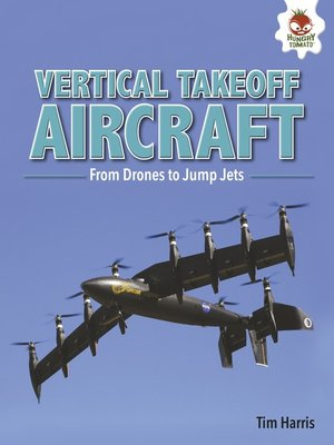 cover image of Vertical Takeoff Aircraft