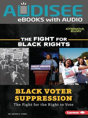 cover image of Black Voter Suppression