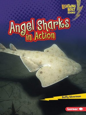 cover image of Angel Sharks in Action