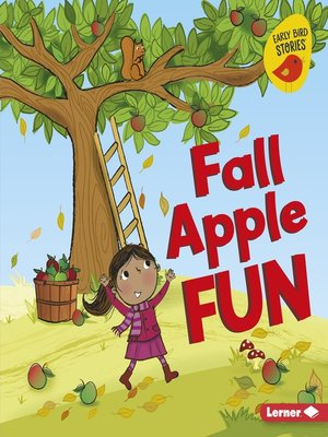 cover image of Fall Apple Fun