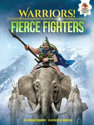 cover image of Fierce Fighters