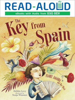 cover image of The Key from Spain