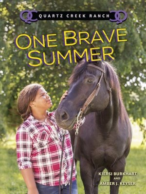 cover image of One Brave Summer