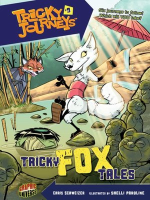 cover image of #03 Tricky Fox Tales