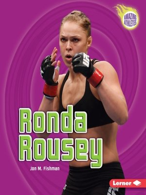 cover image of Ronda Rousey