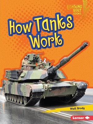 cover image of How Tanks Work