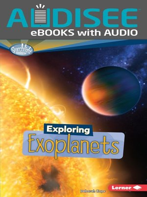 cover image of Exploring Exoplanets