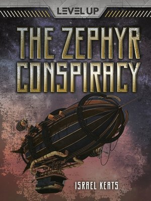 cover image of The Zephyr Conspiracy