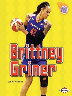 cover image of Brittney Griner
