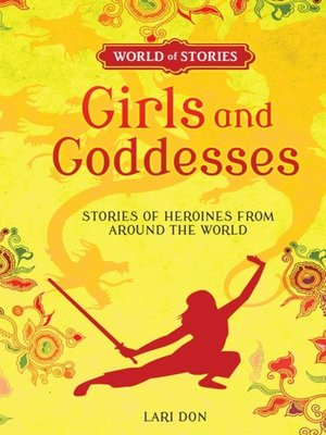 cover image of Girls and Goddesses