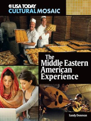 cover image of The Middle Eastern American Experience